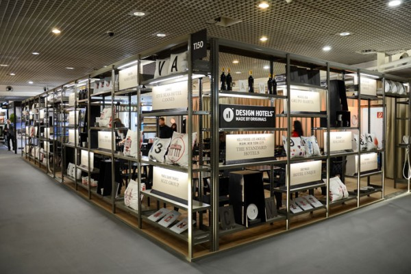 Design Hotels – Messeauftritte auf internationalen Tourismusmessen