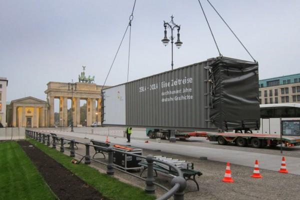 """Historische Roadshow """"Zeitreise – 100 Jahre deutsche Geschichte"""""""