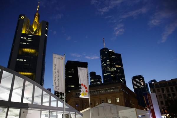 Festakte und Bürgerfeste: Tage der Deutschen Einheit 2015 – 2017