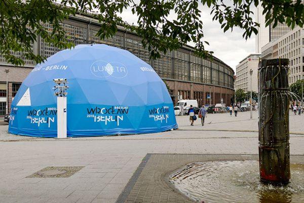 "Installation ""Luneta"" – Berlin/Breslau"