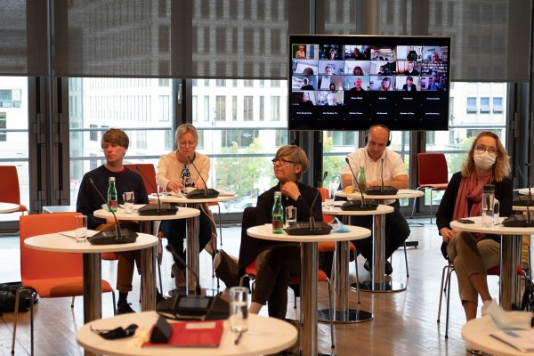 """Hybride Konferenz der """"European Alliance of Academies"""" (2020)"""